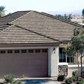 Contemporary Style roof