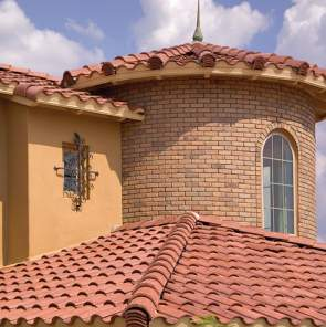 Traditional Style Roof