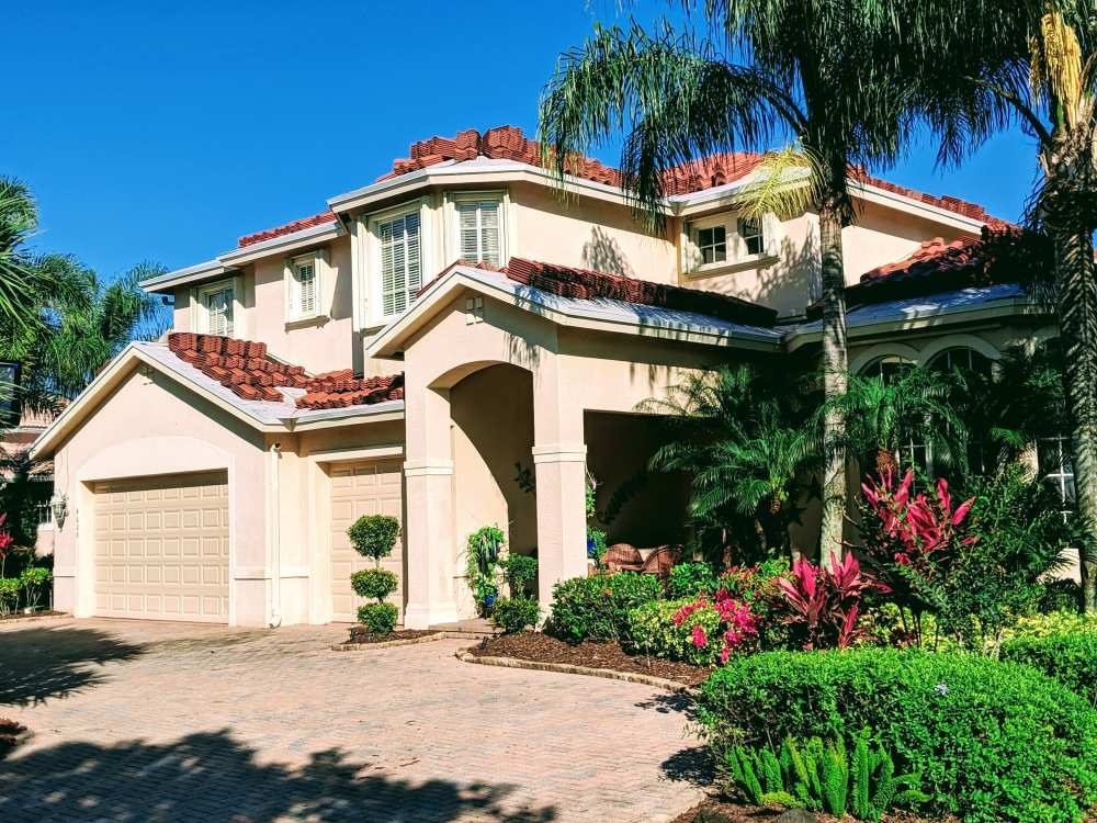 Expert Roofing Services - Tile Roofing Project Palm City